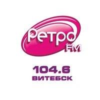 rádio Ретро FM 104.6 FM Bielo-Rússia, Vitebsk
