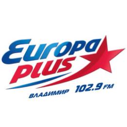 radio Европа Плюс 102.9 FM Russia, Vladimir