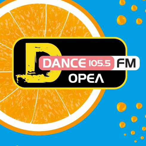 radio DFM 105.5 FM Russia, Orel