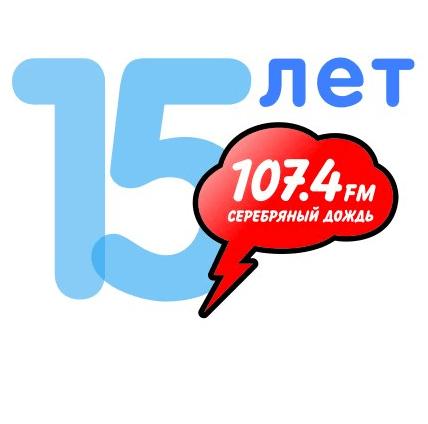 radyo Серебряный дождь 107.4 FM Rusya, Orel