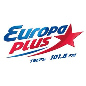 rádio Европа Плюс 101.8 FM Rússia, Tver