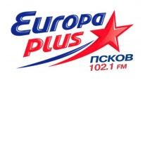 rádio Европа Плюс 102.1 FM Rússia, Pskov