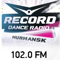 radio Record 102 FM Russia, Murmansk