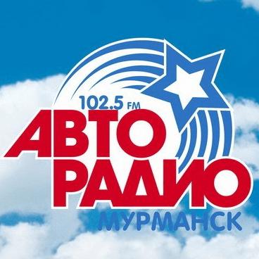 radio Авторадио 102.5 FM Rusia, Murmansk