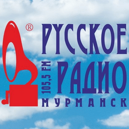 radio Русское Радио 105.5 FM Rusia, Murmansk