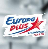 rádio Европа Плюс 102.8 FM Rússia, Arkhangelsk