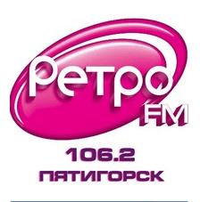 rádio Ретро FM 106.2 FM Rússia, Pyatigorsk