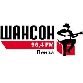 rádio Шансон 96.4 FM Rússia, Penza