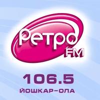 rádio Ретро FM 106.5 FM Rússia, Yoshkar-Ola