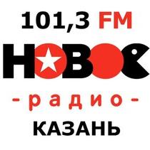 rádio Новое Радио 101.3 FM Rússia, Kazan