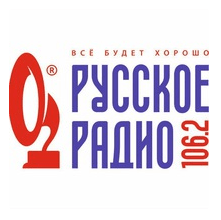 rádio Русское Радио 106.2 FM Rússia, Perm