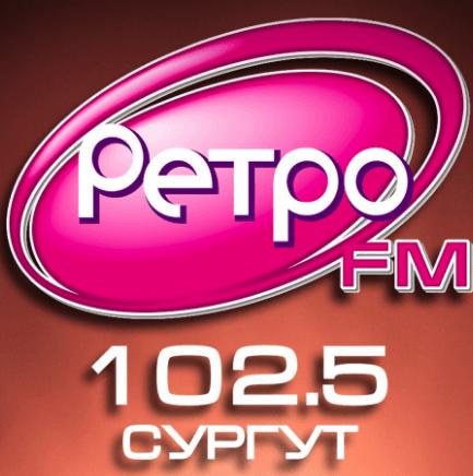 rádio Ретро FM 102.5 FM Rússia, Surgut