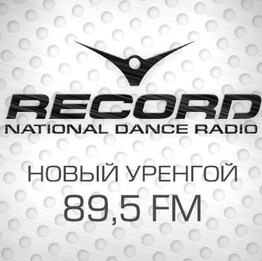 radio Record 89.5 FM Rusia, Novy Urengoy