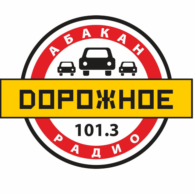 Radio Дорожное радио 101.3 FM Russland, Abakan