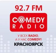 rádio Comedy Radio 92.7 FM Rússia, Krasnoyarsk
