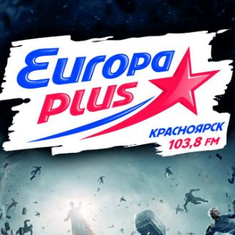 Radio Европа Плюс 103.8 FM Russian Federation, Krasnoyarsk