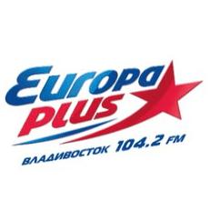 rádio Европа Плюс 104.2 FM Rússia, Vladivostok