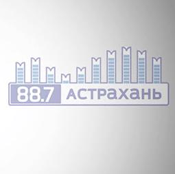 radio Астрахань 88.7 FM Rusia, Astrakhan