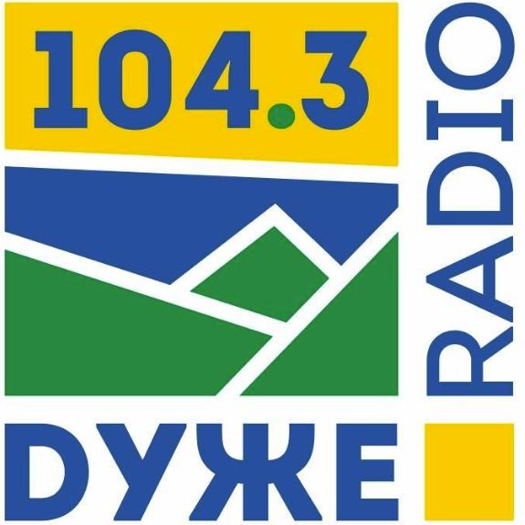 radio Дуже радіо 104.3 FM Ukraine, Lviv