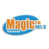 radio Magic FM 101.3 FM Moldavia, Kishinev