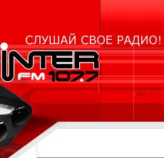Radio Интер FM 107.7 FM Moldau, Tiraspol