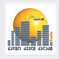 radio DK FM / ძველი ქალაქი 107.9 FM Géorgie, Kutaisi