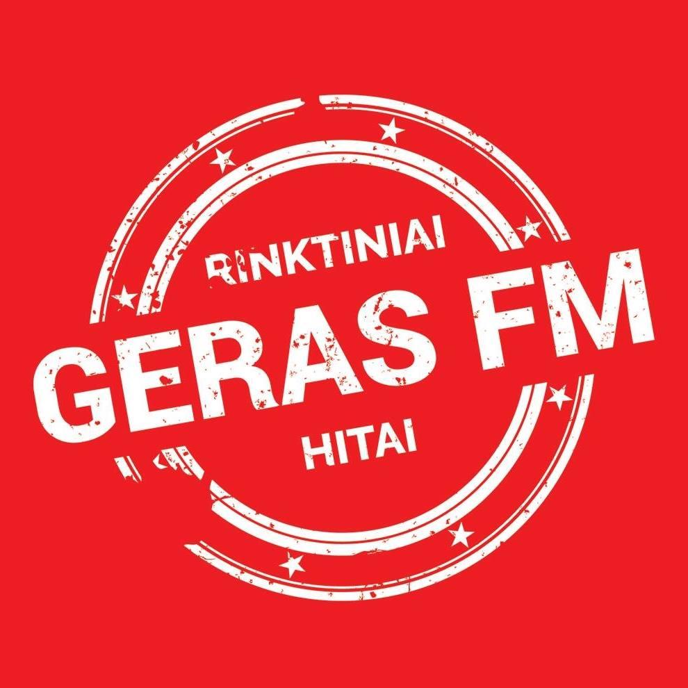 Радио Geras FM 101.9 FM Литва, Вильнюс