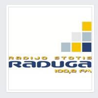 radio Радуга 100.8 FM Litwa, Kłajpeda