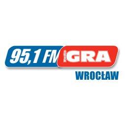 radio Gra 95.1 FM Pologne, Wroclaw