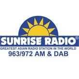 Radio Sunrise Radio 963 AM Großbritannien, London