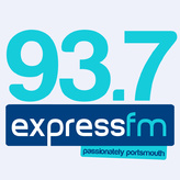 rádio Express FM 93.7 FM Reino Unido, Portsmouth
