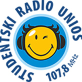 radio Studentski radio UNIOS 107.8 FM Croatie, Osijek