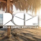 rádio Campus Montpellier 102.2 FM França, Montpellier