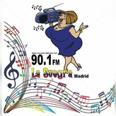 rádio La Suegra 90.1 FM Espanha, Madri