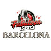 radio Fabulosa FM 92.7 FM l'Espagne, Barcelona