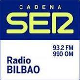 rádio Cadena SER 93.2 FM Espanha, Bilbao