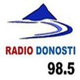 radio Donosti 98.5 FM Spagna, San Sebastián