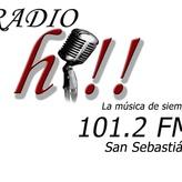 radio Hi !! 101.2 FM España, San Sebastián
