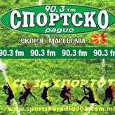 radyo Спортско Радио 90.3 FM Makedonya, Skopje