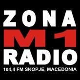 radio ZONA M1 104.4 FM macedonia, Skopje