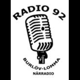 rádio 92 92 FM Suécia, Malmo