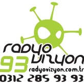 radio Vizyon 93 FM Turquie, Ankara