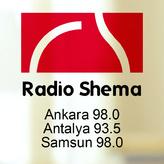 radio Shema 98 FM Turkije, Ankara