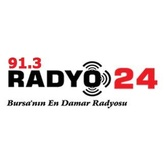 radio 24 91.3 FM Turquía, Bursa
