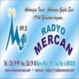 Radio Mercan 89 FM Turkey, Antalya