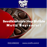 Radio One FM 90.5 FM Turkey, Adana