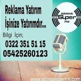 rádio Adana Süper FM 92.8 FM Turquia, Adana