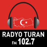 rádio Turan 102.7 FM Turquia, Adana