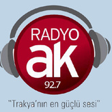 radio Ak 92.7 FM Turquía, Edirne