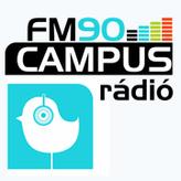 rádio FM90 Campus Rádió 90 FM Hungria, Debrecen